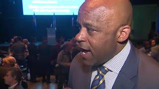 Denver Mayor Michael Hancock says mayoral race appears headed to runoff