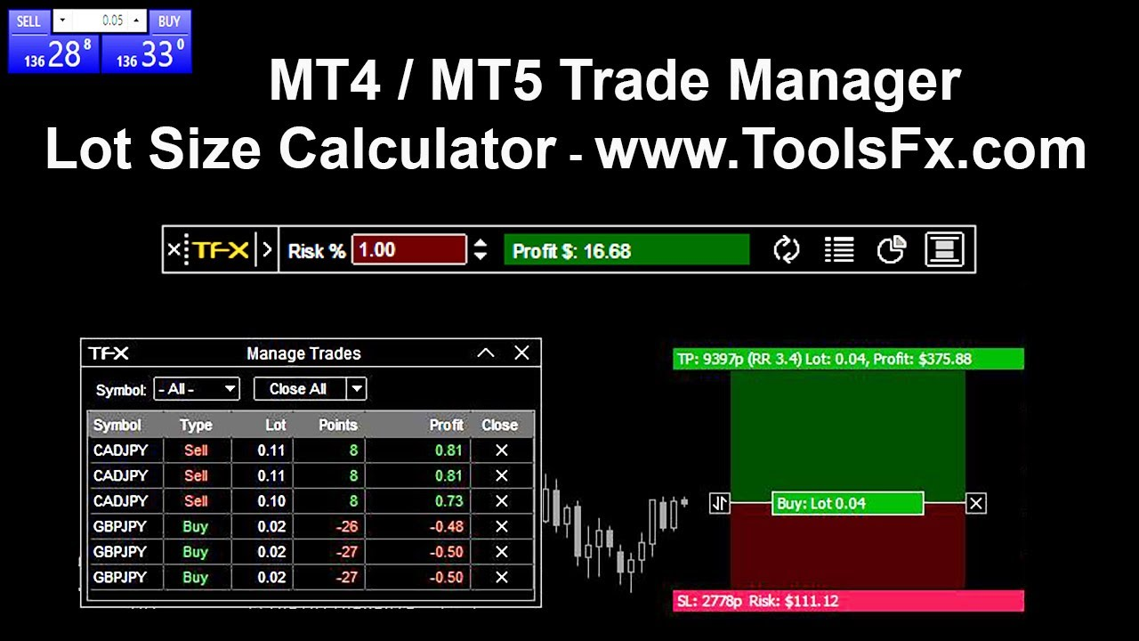 Tfx global forex mt4
