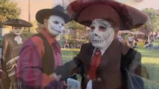 Celebrate Dia de los Muertos Festival with Zarco Guerrero
