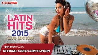 LATIN HITS 2015 ► VIDEO MIX COMPILATION ► BEST OF LATIN FITNESS MUSIC - SALSA, BACHATA, REGGAETON