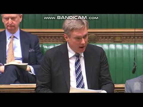 Henry Smith MP introducing the British Indian Ocean Territory (Citizenship) Bill