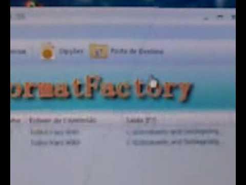 formato factory baixaki