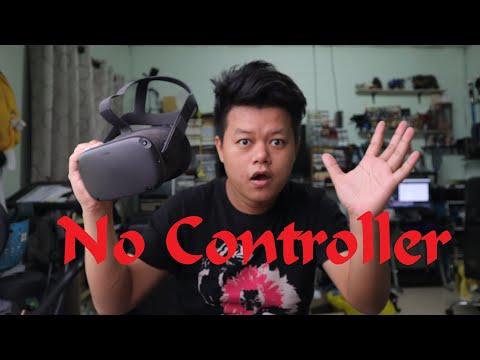 oculus quest hand tracking เปิดใช้ยังไง อัพเดทยังไง review how to