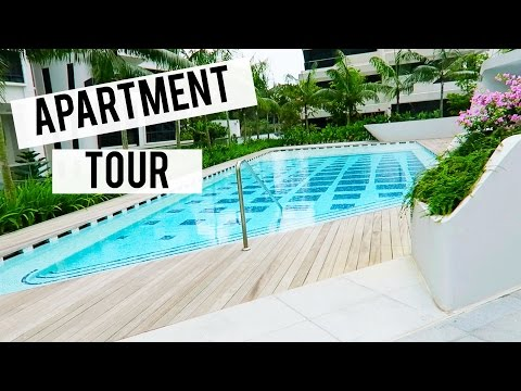 SINGAPORE APARTMENT TOUR! | THE VINTAGE VISION
