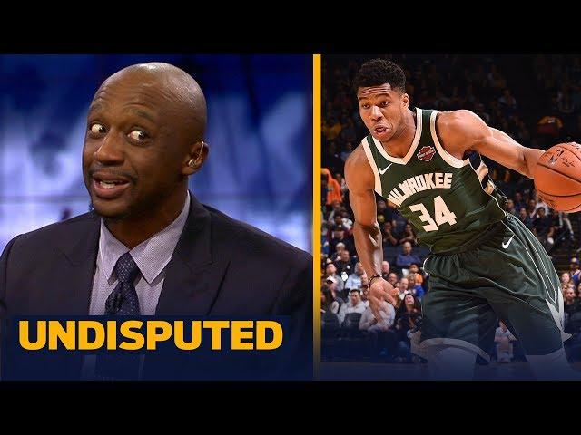 Jason Terry reacts to the Bucks' blowout against the Warriors: Bucks' stock is up | NBA | UNDISPUTED