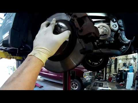 2008 Mercury Mariner 3.0L Alternator Replacement