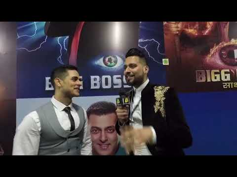 BizAsia's Raj Baddhan talks to Priyank Sharma at 'Bigg Boss 11' finale'