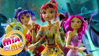 Мия и я - Эльфы в пещере драконов | Мультфильм про фей и эльфов, единорогов и волшебство