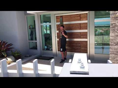 John Lee Dumas house tour of Palmas Del Mar Puerto Rico