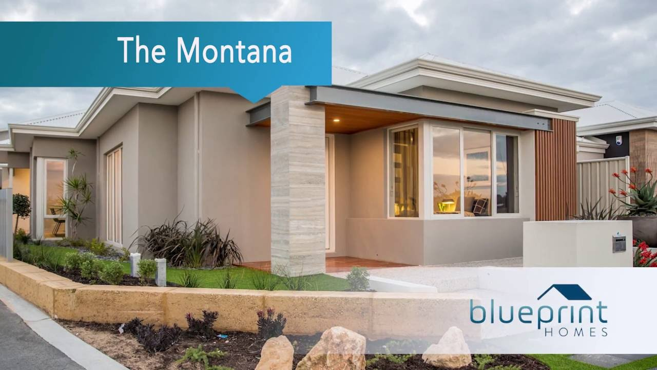 Blueprint homes the montana display home youtube malvernweather Gallery