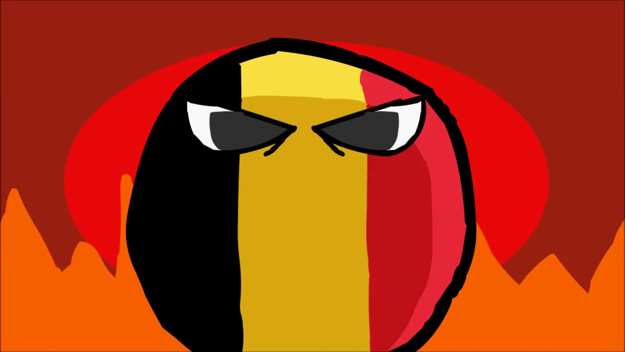 Countryball Scientific Accidents Germany France Netherlands