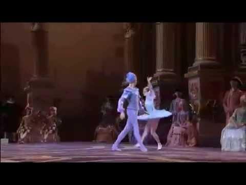 Sleeping Beauty. Nina Kaptsova Artem Ovcharenko Blue Bird PDD. 2011