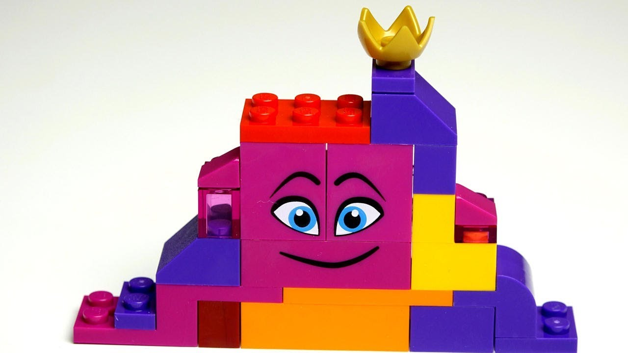 BRAND NEW LEGO 70824 Lego Movie 2 Introducing Queen Watevra/'s Wa/'Nabi