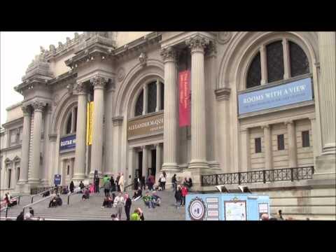 Музеи Нью-Йорка/ New York, NY Museums