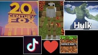 Những video Tik Tok Minecraft độc và lạ nhất phần 19