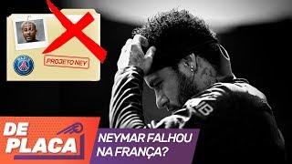 """""""Neymar fracassou no projeto PSG"""", dispara comentarista"""