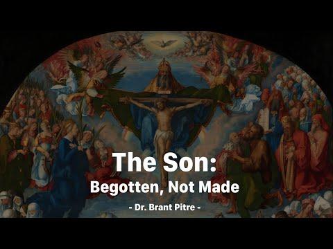 The Son: Begotten, Not Made