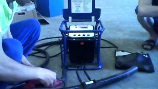 сварка пнд трубы электромуфтой(, 2014-05-18T12:29:01.000Z)