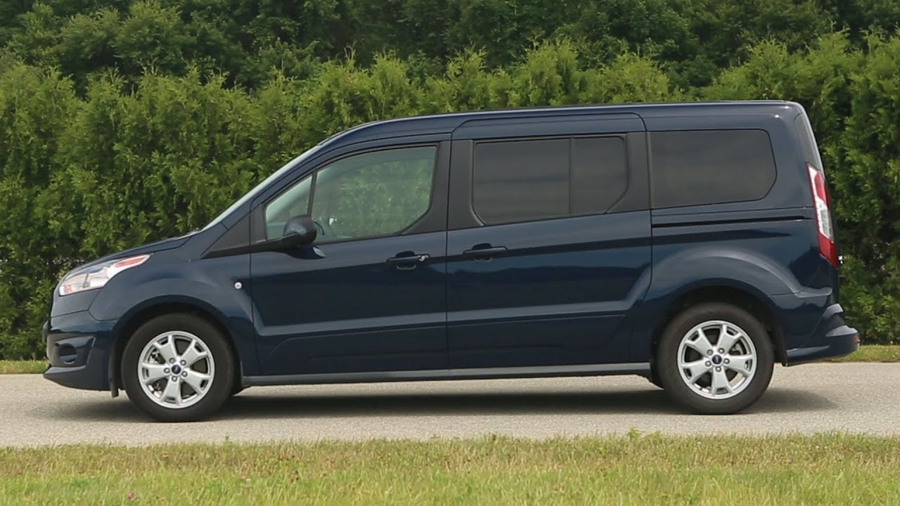 2014 ford transit connect review consumer reports youtube