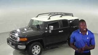 A96559PT - Used, 2007, Toyota FJ Cruiser, 4WD, Black, SUV, Test Drive, Review, For Sale -