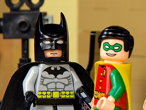 Lego Batman S Reaction To Ben Affleck S Casting Youtube