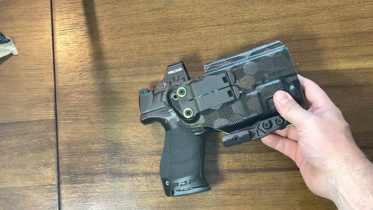 The Armzmen IWB Holster Review