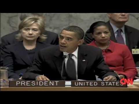 President Obama on Security at United Nations