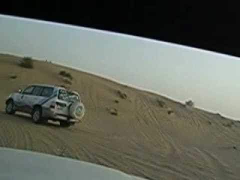 4WD Desert Safari, Dubai, UAE. Slideshows from around the world