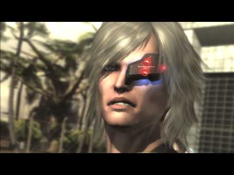 [HD] Metal Gear Rising | VERY HARD Walkthrough - File R-00 Guard Duty