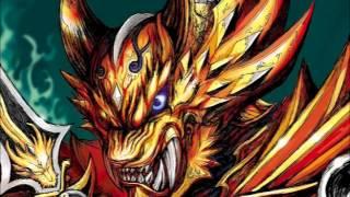 GARO Honoo no Kokuin ORIGINAL SOUNDTRACK - Futari no Kishi, Shukumei no Tatakai