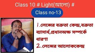 Class 10# Light(আলো) # Class no-13