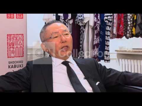 FRANCE: INTERVIEW WITH UNIQLO FASHION CEO