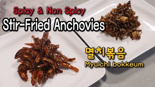 Spicy & Non Spicy Stir-Fri…