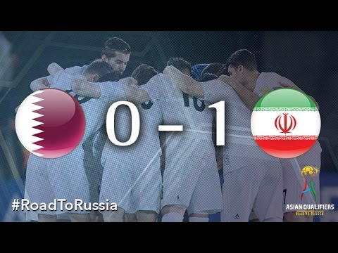 Qatar vs Iran (Asian Qualifiers - Road To Russia)