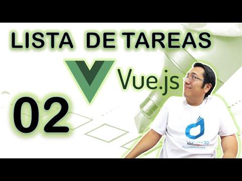 Lista de tareas con HTML - Vue.js y Semantic UI (Agregar tarea- video 2)