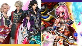 7 reasons why FINAL FANTASY BRAVE EXVIUS has over 30 million downloads
