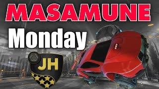 Rocket League | Masamune Monday | Freestyles & Funny Moments!