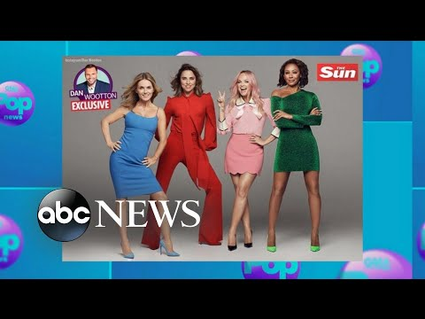 The Spice Girls announce reunion tour Mp3