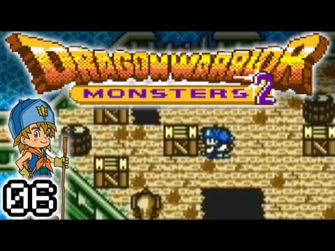 Dragon Warrior Monsters 2, Part 06: An Irate Pirate Ship!