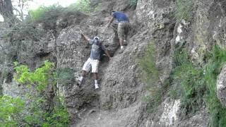 Logan Utah Hiking Wind cave