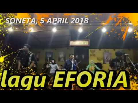 RHOMA IRAMA Lagu euforia 5 april 2018