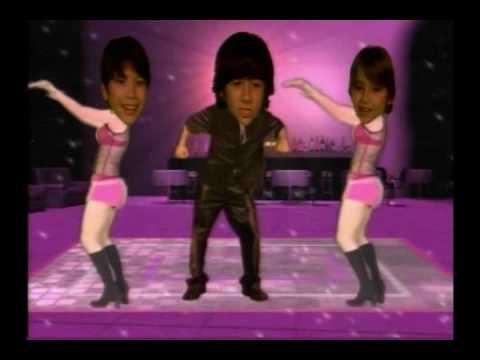 Show de Dançar - Vitor Sato e Cia Barbie Girl - Dancing Heads