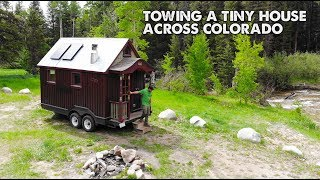 Touring Zack Giffin's Tiny House-tiny House Road Trip-ep 1
