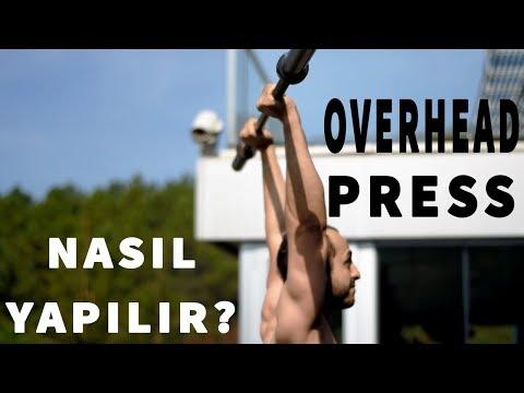 OVERHEAD PRESS NASIL YAPILIR?