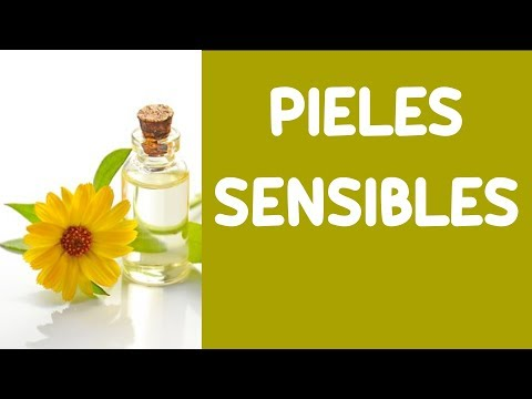 Crema Natural Casera Pieles Sensible