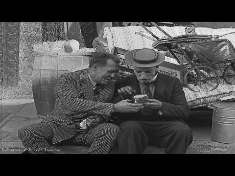 Buster Keaton –  Cops (1922) Silent  film