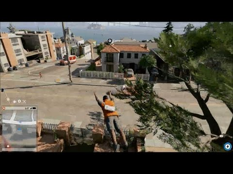 Watch Dogs 2 | Parkour | Run 11 - YouTube
