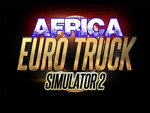 Euro Truck Simulator 2 - Cairo To Tubruq - TruckSim Map Mod