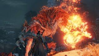 Sekiro: Demon of Hatred Secret Boss Fight