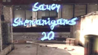 Saucy Shenanigans - Episode #20